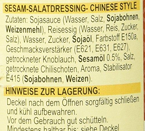 sale retailer 9ec50 f6268 Günstig Lee Kum Kee Sesam-Salatdressing Chinese Style, 207 g Günstig ...