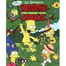Die Simpsons. Sommerspaß für heiße Tage