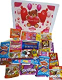 'I Love you!' Teddy Bear Box of Tasty Sweets for...