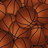 Basketball Sport Stoff von Timeless Treasures