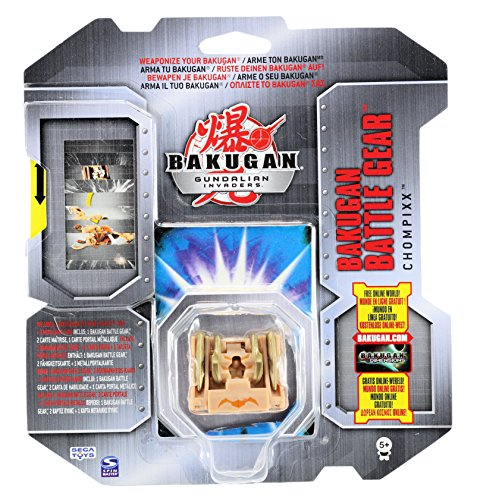 Bakugan - Gundalian Invaders - Battle Gear - Chompixx - MOC