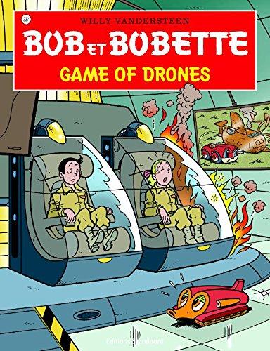 Game of drones par  Willy Vandersteen, Peter van Gucht