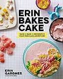 #6: Erin Bakes Cake: Make + Bake + Decorate = Your Own Cake Adventure!
