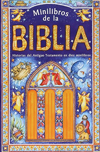 Minilibros de la Biblia/Little books of the Bible (Religion) por Ruth Hooper