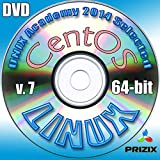 Picture Of CentOS 7 Linux DVD 64-bit Full Installation Includes Complimentary UNIX Academy Evaluation Exam