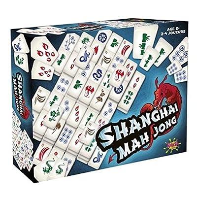 Splash Toys - 30130 - Jeu De Réflexion - Shanghai Mahjong