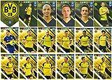 PANINI ADRENALYN XL FIFA 365 2019 Set mit 18 Karten, Borussia Dortmund Team