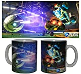 Taza Rocket League