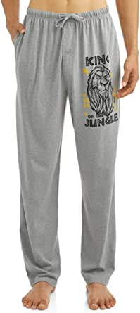 Disney Men's Lion King of The Jungle Sleep Lounge Pant