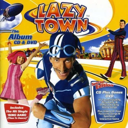 Lazy Town by Lazy Town (2006-11-13)