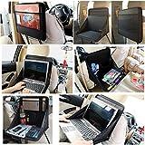 Andux Zone Sostenedor del ordenador portátil del viaje del coche bolsas de equipo QC-BJBB-01