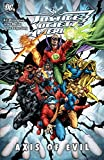 Image de Justice Society Of America: Axis Of Evil