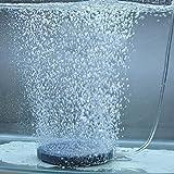 eKugo (TM) 4cm burbuja de aire Piedra Aireador Para Acuario Tanque de peces bomba de oxígeno hidropónica placa