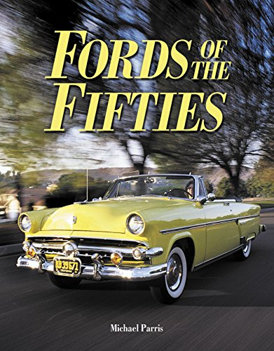 Fords of the Fifties (English Edition)