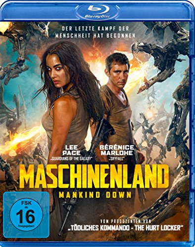 Maschinenland - Mankind Down [Blu-ray]