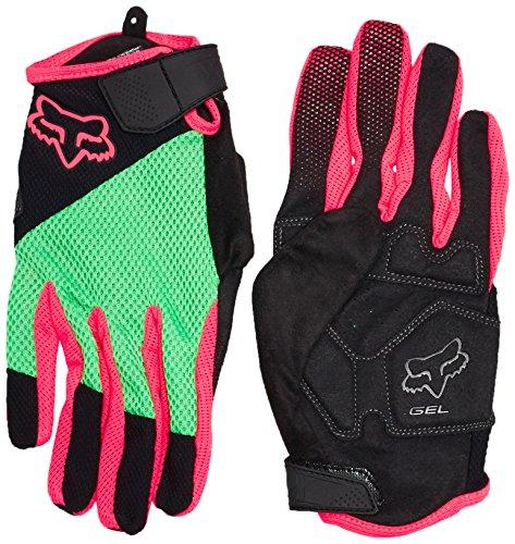 Fox Herren Handschuhe Reflex Gel Gloves, Fluo Green, S, 13223-395 (Reflex Fox Gel)