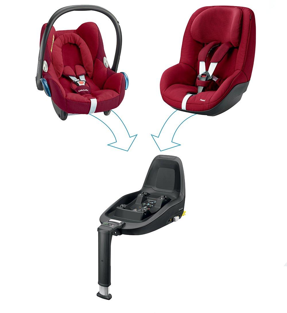Maxi Cosi Cabriofix Car Seat Group 0+ Maxi Cosi Robin Red Maxi-Cosi Top brand quality from Maxi-Cosi. 10