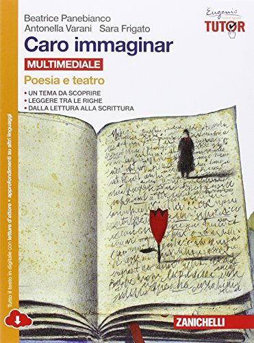 Zoom IMG-2 caro immaginar narrativa poesia e