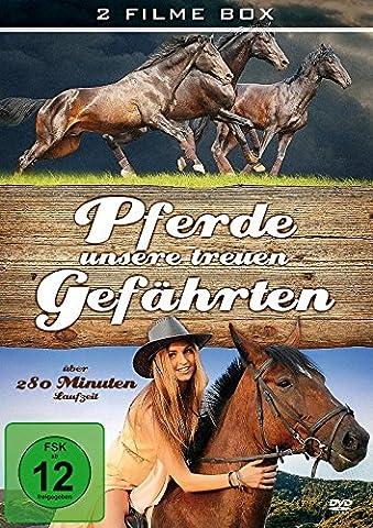 Pferde - Unsere treuen Gefährten - 2 Pferdefilme auf einer DVD