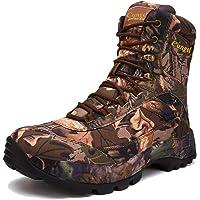 Wygwlg Hiver en Plein Air Hommes Militaire Armée Fan Chaussures High Top Tactique Bottes Désert Combat Bottes Chaussures…