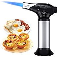 Torche de soufflage culinaire rechargeable, Ankway chalumeau de cuisine professionnel, multifonctionnel torche à gaz…