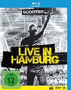 Live in Hamburg 2010 [Blu-ray] [Import anglais]
