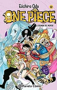 One Piece nº 82 par Eiichiro Oda