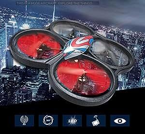 Drone Wltoys V666 FPV avec caméra HD 720p et écran vidéo