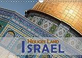Israel - Heiliges Land (Wandkalender 2018 DIN A4 quer): Israel ist ein Land der Religionen, der Natur und der Geschichte (Monatskalender, 14 Seiten ) ... Orte) [Kalender] [Apr 15, 2017] Pohl, Gerald