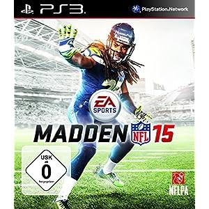 MADDEN NFL 15 – [PlayStation 3]