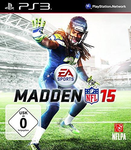 MADDEN NFL 15 - [PlayStation - Ps3-madden 15