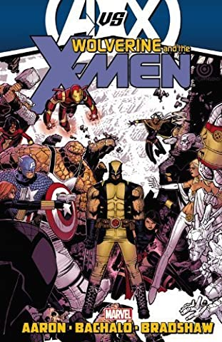 Wolverine and the X-Men, Vol. 3 by Aaron, Jason (2013) Paperback