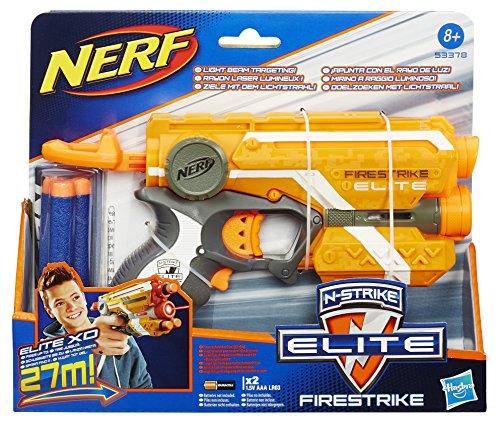 Nerf - Lanzadardos Firestrike Elite...
