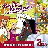 Abenteuer auf dem Reiterhof (3 CD - Box) - Bibi und Tina