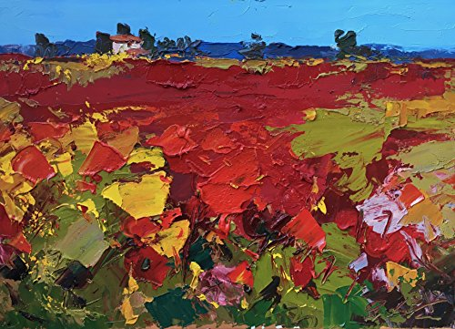 red-poppies-original-oil-painting-italian-tuscany-field-100-hand-painted-canvas-wall-art-abstract-oi