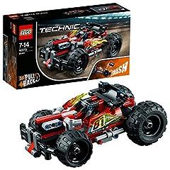 Idea Regalo - LEGO Technic - CRAAASH!, 42073