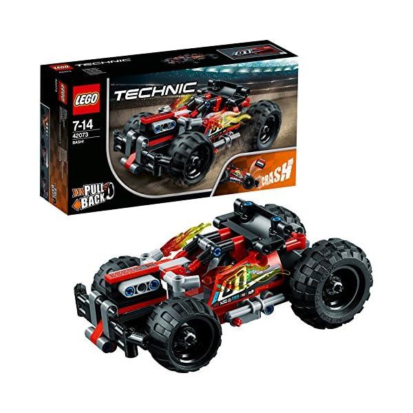 LEGO- Technic CRAAASH, Multicolore, 42073 1 spesavip