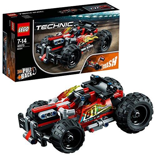 LEGO Technic - ¡Derriba! 42073