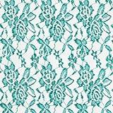 Fabulous Fabrics Spitze Leicht – mintgrün — Meterware
