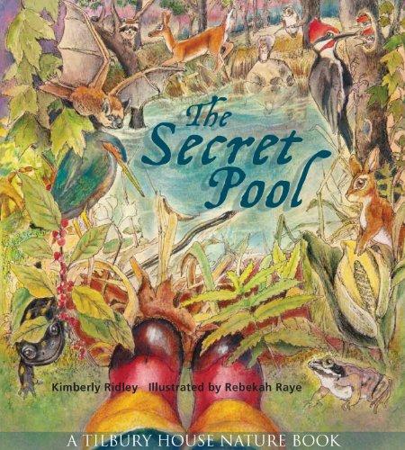 The Secret Pool (Tilbury House Nature Books)
