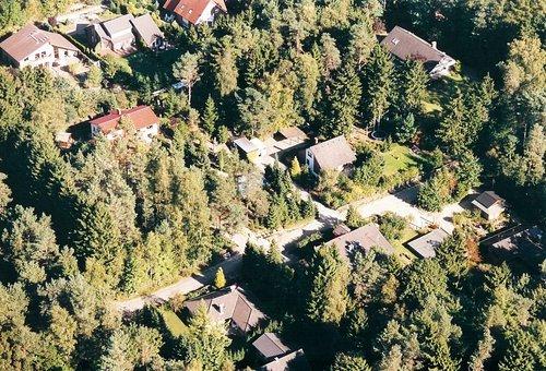 MF Matthias Friedel - Luftbildfotografie Luftbild von Keilerweg in Holm-Seppensen (Harburg), aufgenommen am 26.09.03 um 11:16 Uhr, Bildnummer: 2624-09, Auflösung: 3000x2000px = 6MP - Fotoabzug 50x75cm