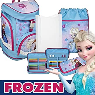 61JmW9XIM7L. SS324  - Undercover frzh7551scooli Mochila Escolar twixter Up Frozen, modelo 2017