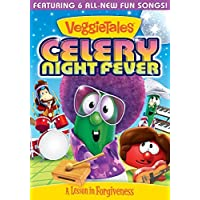 Veggie Tales: Celery Night Fev by Terry Crews