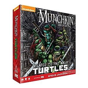 Juego de Cartas Teenage Mutant Ninja Turtles JAN190869, Varios