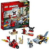 LEGO Juniors - Tiburón de ataque (10739)