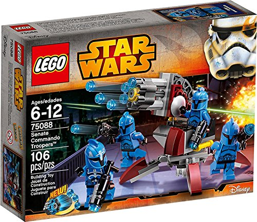 - Senate Commando Troopers (Star Wars Lego-sets Clone Wars)
