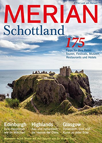 Preisvergleich Produktbild MERIAN Schottland (MERIAN Hefte)