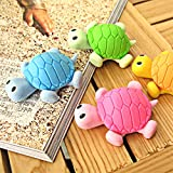Newest Imported Cute Tortoise Look Eraser – B'Day Return Gift Party Idea for Girls Kids Birthday (10 pcs./Lots)