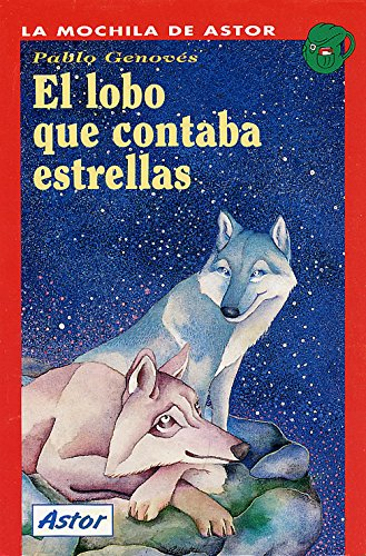 El lobo que contaba estrellas