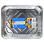 Morrisons Small Roastring Trays, 2 Trays